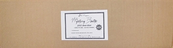 2012 Just Minors Mystery Bats - Game Used Edition Baseball Hobby 6-Box Case