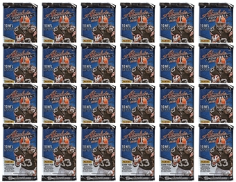 2012 Panini Absolute Football Retail 24-Pack Lot - LUCK & WILSON ROOKIES!