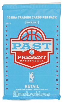 2012/13 Panini Past & Present Basketball Pack - Regular Price $2.49 !!!