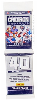 2012 Panini Gridiron Football Value Rack Pack