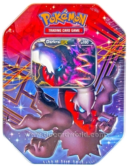 2013 Pokemon Best of Black and White Tin - Darkrai
