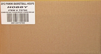 2012/13 Panini Hoops Basketball Hobby 20-Box Case
