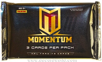 2012 Panini Momentum Football Hobby Pack