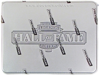 2012 Press Pass Legends Hall of Fame Edition Hobby Box