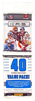 2012 Panini Rookies & Stars Football Rack Pack