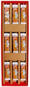 2012 Topps Series 2 Baseball Retail Floor Display Case (72 Jumbo Packs)