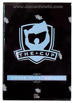 2011/12 Upper Deck The Cup (Exquisite) Hockey Hobby Box