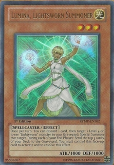 Yu-Gi-Oh Ra Mega Pack Single Lumina, Lightsworn Summoner Ultra Rare