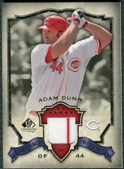 2008 Upper Deck SP Legendary Cuts Destined for History Memorabilia #AD Adam Dunn