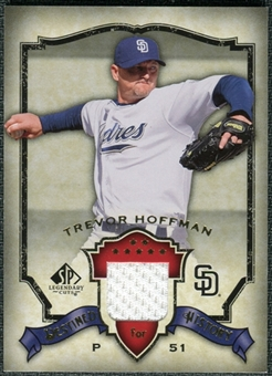 2008 Upper Deck SP Legendary Cuts Destined for History Memorabilia #TH Trevor Hoffman