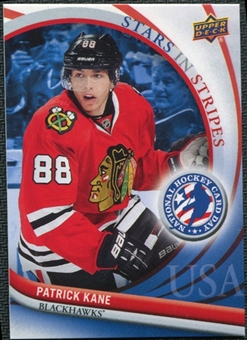 2011/12 Upper Deck National Hockey Card Day USA #8 Patrick Kane