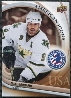 2011/12 Upper Deck National Hockey Card Day USA #13 Mike Modano