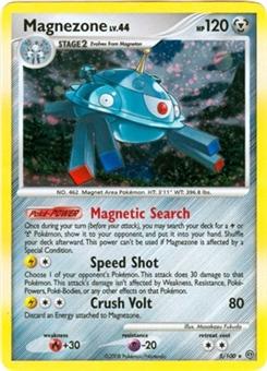 Pokemon Stormfront Single Magnezone 5/100