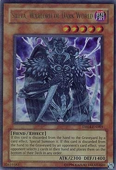 Yu-Gi-Oh Dark Revelation 4 Single Sillva, Warlord of Dark World Ultra Rare