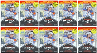2013-14 Upper Deck Black Diamond Hockey 6-Pack Box (Lot of 10)