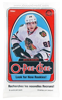 2013-14 Upper Deck O-Pee-Chee Hockey Hobby Pack