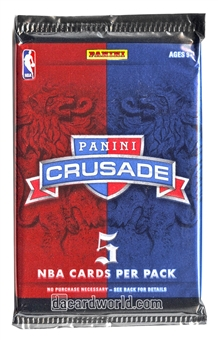 2013/14 Panini Crusade Basketball Hobby Pack