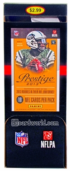 2013 Panini Prestige Football Retail 36-Pack Box