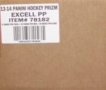 2013-14 Panini Prizm Hockey 20-Box Case
