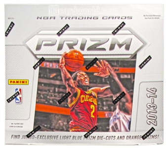 2013/14 Panini Prizm Basketball Jumbo Box