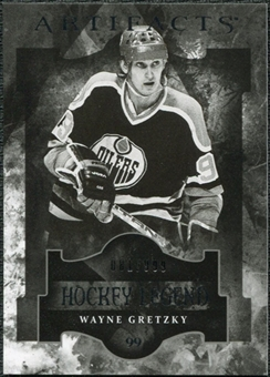 2011/12 Upper Deck Artifacts #104 Wayne Gretzky Legends /999