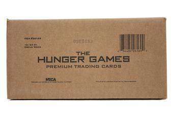 The Hunger Games Premium Trading Cards 10-Box Case (NECA 2012)