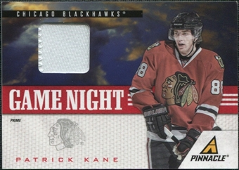 2011/12 Panini Pinnacle Game Night Materials Prime #11 Patrick Kane /30