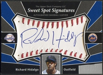 2004 Sweet Spot #HI Richard Hidalgo Sweet Spot Signatures Auto