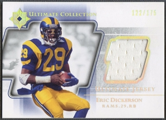 2004 Ultimate Collection #UGJED Eric Dickerson Game Jersey #122/175