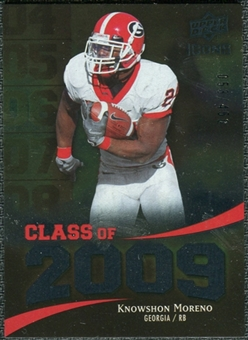 2009 Upper Deck Icons Class of 2009 Silver #KM Knowshon Moreno /450