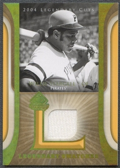 2004 SP Legendary Cuts #ST Willie Stargell Legendary Swatches Jersey
