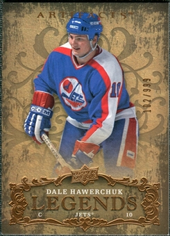 2008/09 Upper Deck Artifacts #101 Dale Hawerchuk LEG /999