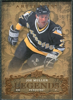 2008/09 Upper Deck Artifacts #110 Joe Mullen LEG /999