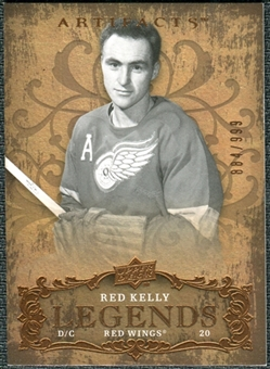 2008/09 Upper Deck Artifacts #134 Red Kelly LEG /999