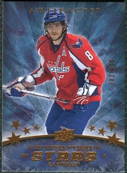 2008/09 Upper Deck Artifacts #151 Alexander Ovechkin S /999