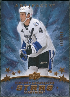 2008/09 Upper Deck Artifacts #155 Vincent Lecavalier S /999