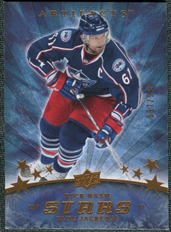2008/09 Upper Deck Artifacts #184 Rick Nash S /999