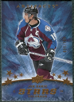 2008/09 Upper Deck Artifacts #185 Joe Sakic S /999