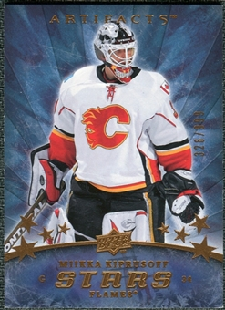 2008/09 Upper Deck Artifacts #192 Miikka Kiprusoff S /999