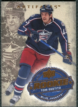 2008/09 Upper Deck Artifacts #243 Tom Sestito RC /999