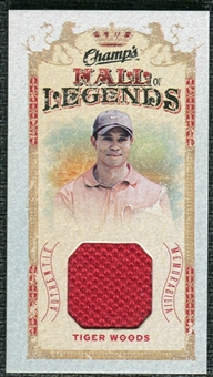 2009/10 Upper Deck Champ's Hall of Legends Memorabilia #HLTW Tiger Woods