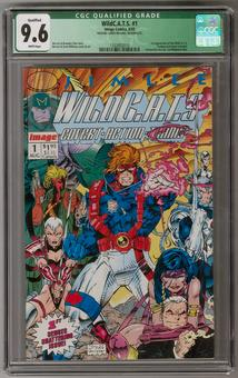 WildC.A.T.S. #1 CGC 9.6 (W) Qualified *1332852010*