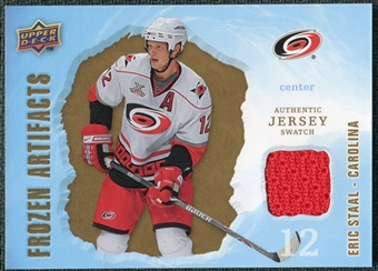 2008/09 Upper Deck Artifacts Frozen Artifacts Retail #FAES Eric Staal