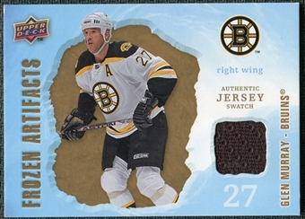 2008/09 Upper Deck Artifacts Frozen Artifacts Retail #FAGM Glen Murray