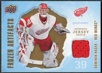 2008/09 Upper Deck Artifacts Frozen Artifacts Retail #FAHA Dominik Hasek
