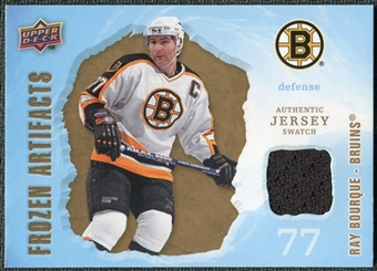 2008/09 Upper Deck Artifacts Frozen Artifacts Retail #FARB Ray Bourque