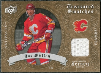 2008/09 Upper Deck Artifacts Treasured Swatches Retail #TSJM Joe Mullen