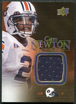2011 Upper Deck Employee Game Jersey #EC1 Cam Newton