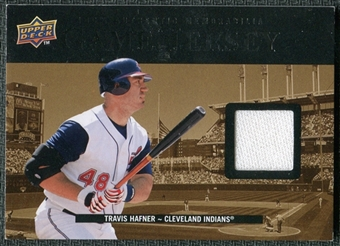 2008 Upper Deck UD Game Materials 1999 #TH Travis Hafner