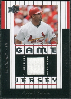2008 Upper Deck UD Game Materials 1997 #AP Albert Pujols